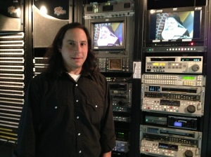 Duplication & Quality Control Supervisor Dominic Perucci has worked at EWTN for six years!