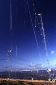 Shortwave Antennae Fields