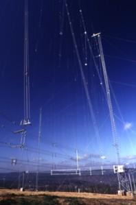 Shortwave Antennae Fields