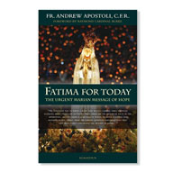 New book on Fatima by Father Andrew Apostoli. Find out more below!
