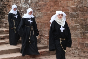 Crusades Hospitaller nuns