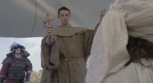 Crusades St Francis preaches to Al-Kamil