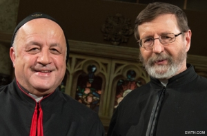"Iraqi Bishop Yousif Habash of Our Lady of Deliverance Syriac Catholic Diocese in the U.S. and Canada will guest on ""EWTN Live"" with Host Father Mitch Pacwa at 8 p.m. ET, April 1 on EWTN. He has much to say about  his fellow countrymen who have been uprooted from their homes because of their Christian faith and now live in refugee camps in Erbil, Kurdistan."