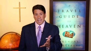 "On the set with Anthony DeStefano, host of EWTN's new mini-series, ""A Travel Guide to Heaven,"" which premieres at 6:30 p.m. ET, M-Sat., Nov. 9-14 on EWTN."