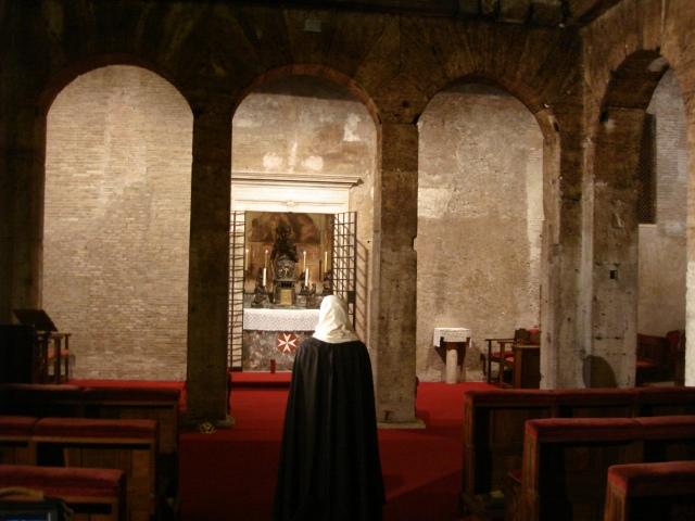 St. Catherine of Siena by Elisabetta Valgiusti 15