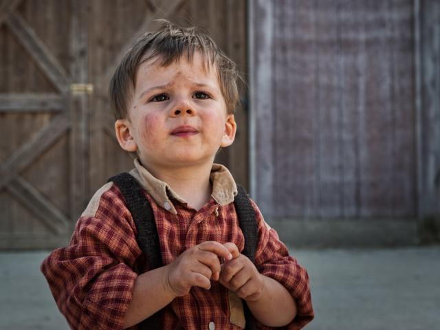 Mc little boy