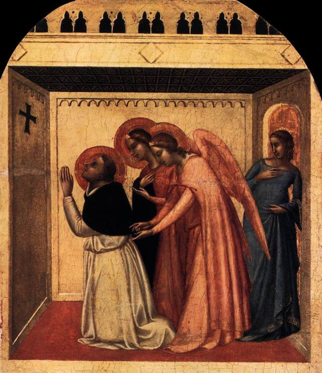Bernardo_Daddi_-_The_Temptation_of_St_Thomas_Aquinas_-_WGA5867